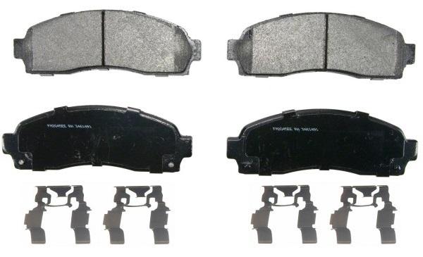Semi Metallic Brake Pads Vs Ceramic Ford Explorer And